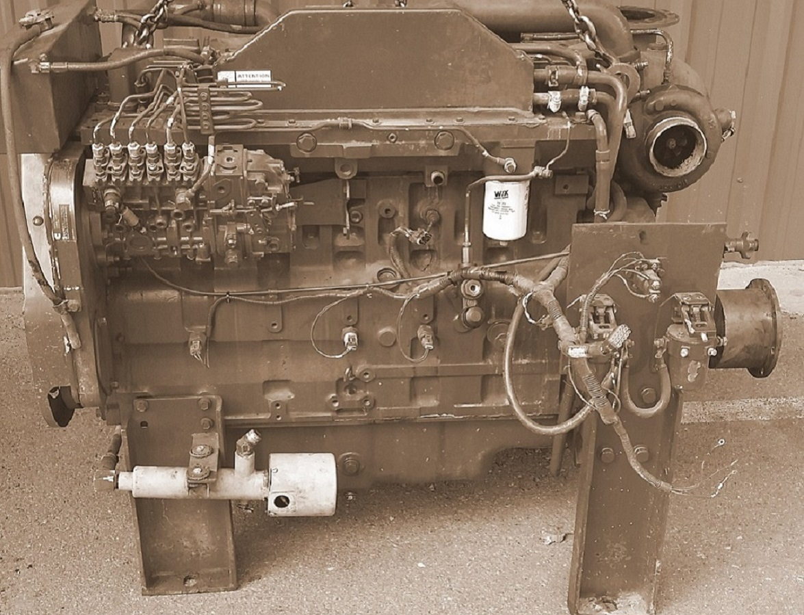 We carry a wide range of diesel engine parts. If we don't have the part you need, WE CAN FIND IT.